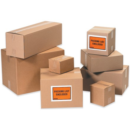 "16 x 16 x 7"" Corrugated Boxes"