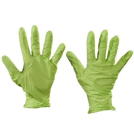 Best® N-Dex® Nitrile Gloves - Accelerator Free - Small