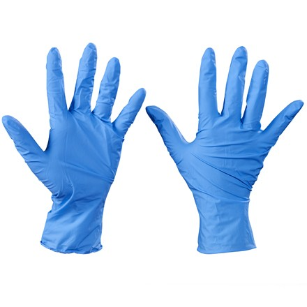 Ansell® TNT® Nitrile Gloves - Xlarge