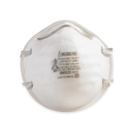 3M - 8200 Dust Respirator
