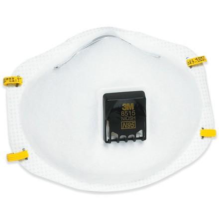 3M - 8515 Welding Respirator with Valve