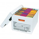 """15 x 12 x 10"""" Deluxe File Storage Boxes"""
