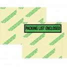 "4 1/2 x 5 1/2"" Environmental ""Packing List Enclosed"" Envelopes"