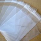 """4 x 10"""" - 1.5 Mil Resealable Polypropylene Bags"""
