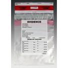 """6"""" x 9"""" Tamper-Evident Evidence Bag (3 mil)"""