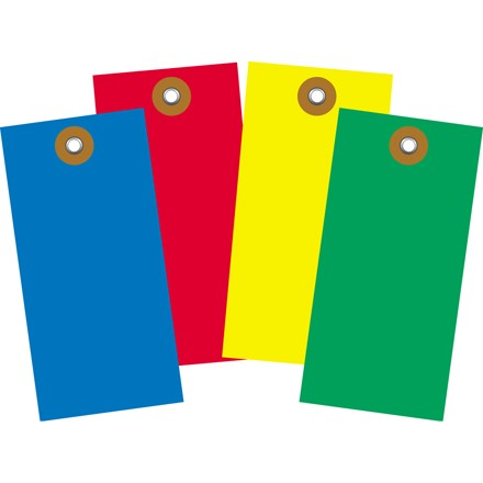 Tyvek Colored Shipping Tags