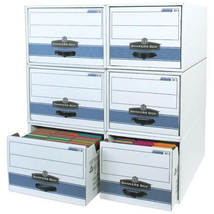 File Storage Drawers