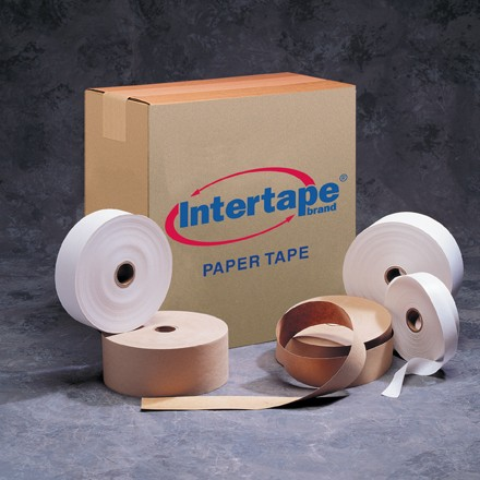 Water-Activated Tape