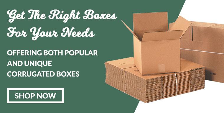 corrugaged boxes - 8-8
