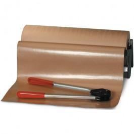 Waxed Paper Rolls 1//Roll 24 Kraft