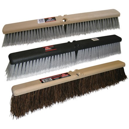 "O'Cedar® 24"" Light-Duty Push Broom Head"