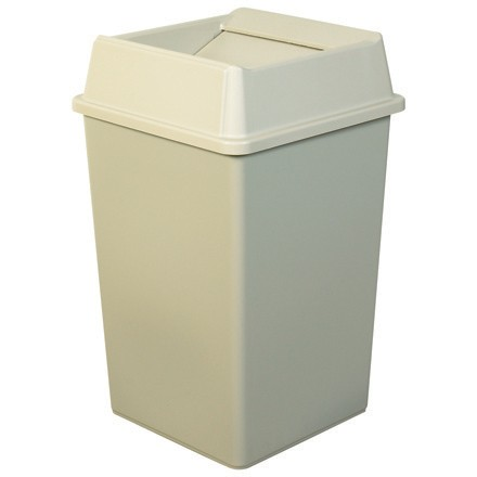35 Gallon Hands-Free Receptacle Container