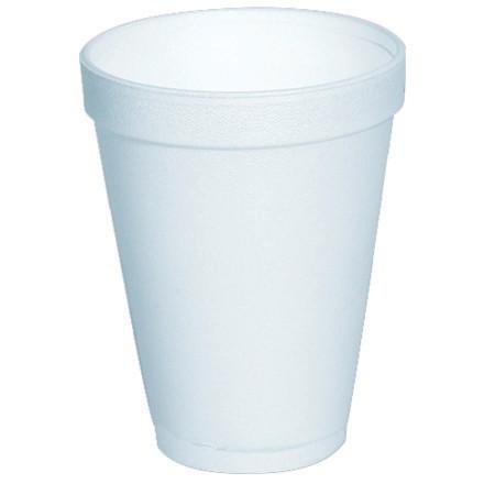Foam Cups - 10 oz.