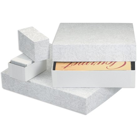 "4 3/4 x 3 1/2 x 2"" Stationery Set-Up Cartons"
