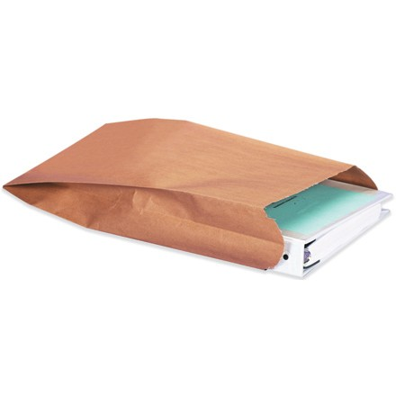 """4 x 2"""" x 10"""" Gusseted Nylon Reinforced Mailers"""