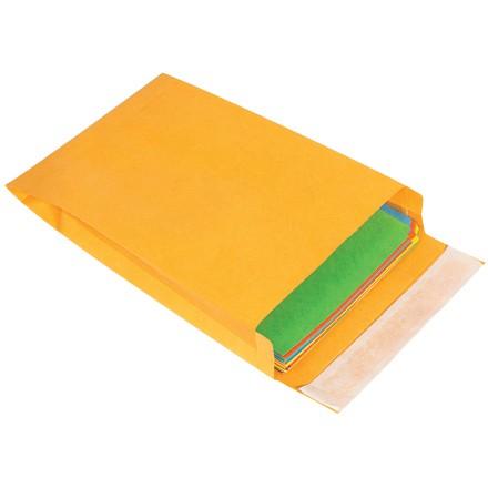 "10 x 12 x 2"" Kraft Expandable Self-Seal Envelopes"
