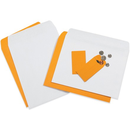 "9 x 12"" Kraft Gummed Envelopes"