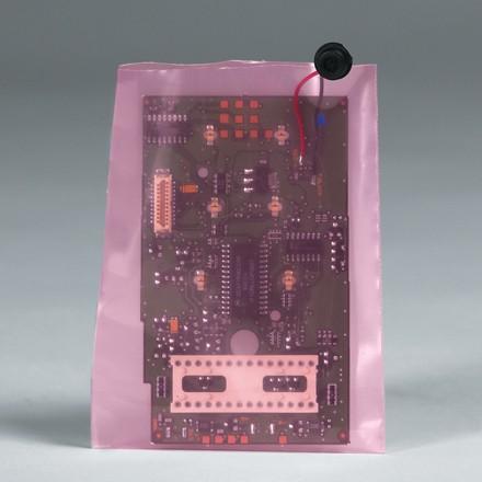 "6 x 12"" - 4 Mil Anti-Static Flat Poly Bags"