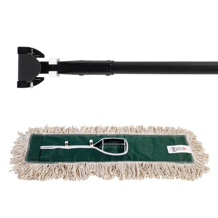 """Deluxe 48"""" Pretreated Dust Mop Kit"""