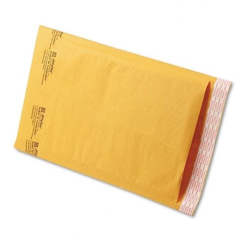 "8 1/2"" x 14 1/2"" (No. 3) Jiffylite® Kraft Self-Seal Bubble Mailers"