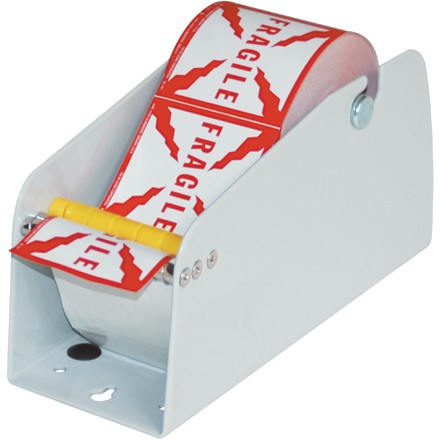 "3"" - Wall Mount Label Dispenser"