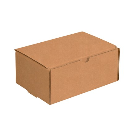 50-8 x 6 x 3 White Corrugated Shipping Mailer Packing Box Boxes