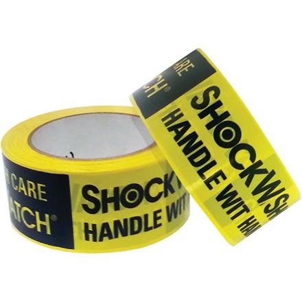 "ShockWatch 2"" x 100 yds. Alert Tape"