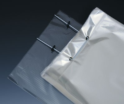 "6"" x 28"" Microperforated Wicketed Polypropylene Bags - 30 Holes/PSI (.8 mil) (250 Bags per Wicket; 4 Wickets per Carton)"