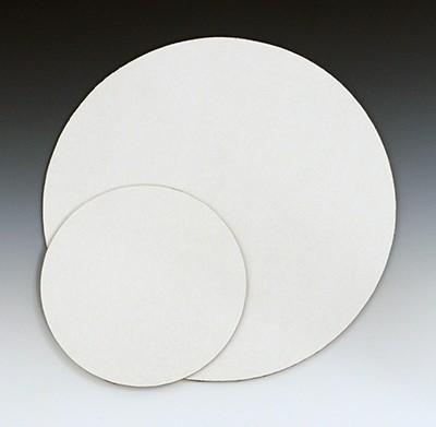 """10"""" Round Bakery Pad - White"""
