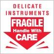 Delicate Instrument Labels