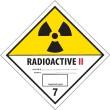 D.O.T Hazard Labels