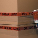 "5"" x 80 Gauge x 500' ""DO NOT BREAK LOAD"" Goodwrappers® Identi-Wrap"