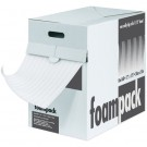 "1/8"" x 12"" x 175' Air Foam Dispenser Packs"