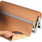 "Indented Kraft Paper Roll, 60# , 18"" x 300', Kraft, 1 Roll"