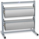 """24"""" Double Roll Horizontal Paper Cutter"""