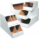 "7 x 12 x 4 1/2"" Stackable Bin Boxes"