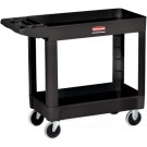 Rubbermaid® Flat Handle Utility Cart - 40 x 18 x 33""