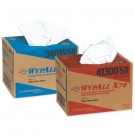 "Kimberly Clark® WypALL® X60 12.5 x 16.8"" Industrial Wipers Dispenser Box"