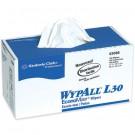 "Kimberly Clark® WypALL® L30 Economy 10 x 9.8"" Wipers Dispenser Box"