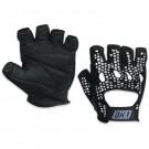 Mesh Backed Lifting Gloves - Black - Small
