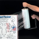 "12"" x  70 Gauge x 1500' Blown Hand Stretch Film"