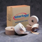 "3"" x 400' Kraft Intertape - Gorilla Reinforced Tape"