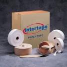 "1"" x 500' Kraft Intertape™ Convoy GSO Light Paper Tape"