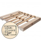 """48 x 40"""" #1 Recycled Heat Treated Pallet"""