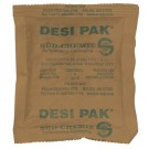 "5 x 5 1/2 x 1/2"" Kraft Clay Desiccants - 34 Gallon Drum"