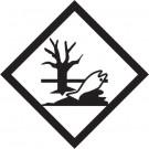 "10 3/4 x 10 3/4"" - Marine Pollutant Vinyl Labels"