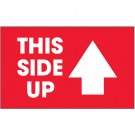 "3 x 5"" - ""This Side Up"" Arrow Labels"
