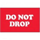 "3 x 5"" - ""Do Not Drop"" Labels"