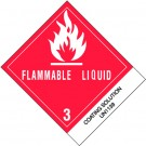 "4 x 4 3/4"" - ""Coating Solution"" Labels"