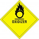 "4 x 4"" - ""Oxidizer"" Labels"